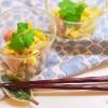 【常備菜でも、そのまま冷製朝ご飯にも】ピリ辛アジアンペンネ
